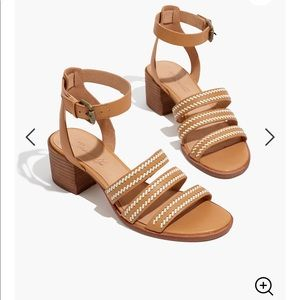 Lily Whipstitch Sandal